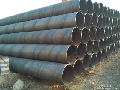 Manufacturers selling low pressure fluid conveying screw steel tube