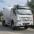 HOWO 6x4 Concrete Mixer Truck for sale ZZ1257N3847W(Strongbody&Bigpower concrete mixer truck for sale in stock)