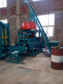 India flyash brick making machine