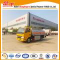Refuel truck fuel tanker truck fuel tank truck small refuel truck