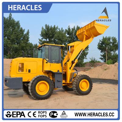 HR936F 3 tons wheel loader  front end loader for sale