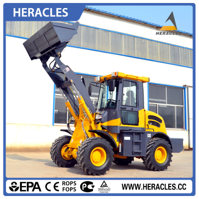 HR916F HERACLES Multi-Function mini Wheel Loader with CE