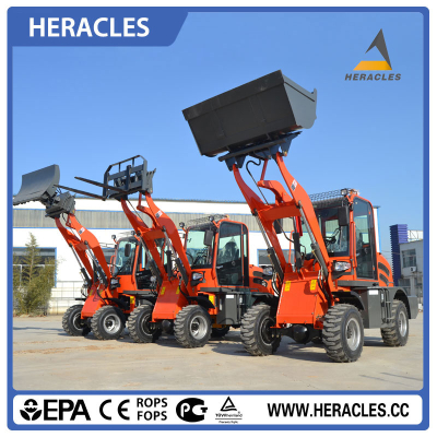 HR915F 1.5ton shandong mini forklift for sale