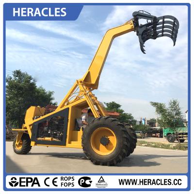 HR4200 3 wheel sugarcane loader