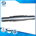 Forged and machined 34CrNiMo6 long tail shaft for boat