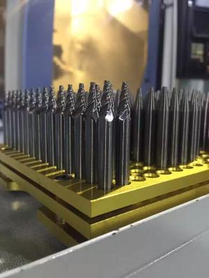 Taper carbide cutter