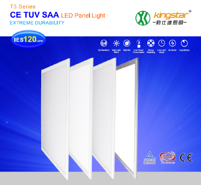 Europe market 13.5 USD 80LM /W LED panel light zigbee colortemperatureadjustable led motionsensor ceiling panel light