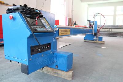 CNC cutting machine CNC plasma flame cutting dual purpose