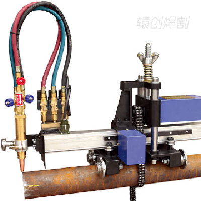 PNC type portable numerical control pipe line cutting machine