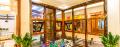 Feng Shu series Overhang plus fixed window