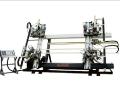 Factory direct wholesale custom steel doors CNC Four Corner Welding Machine