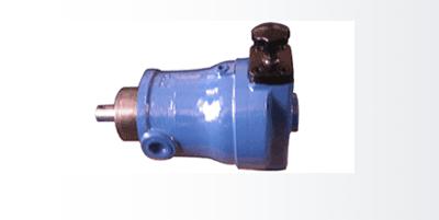 SCY14-1B manually variable piston pump
