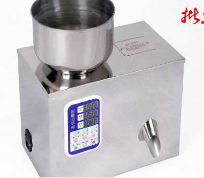 Automatic packing machine for tea