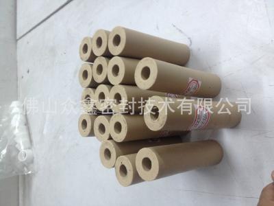 PTFE Ekonol filled pipe