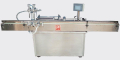 RF series fully automatic piston type filling machine