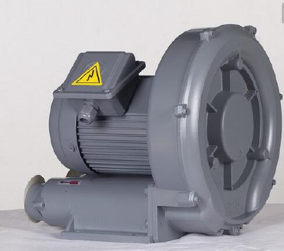 Small blower for sewage treatment
