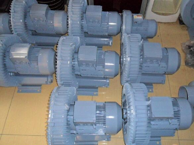 Large blower for sewage treatment