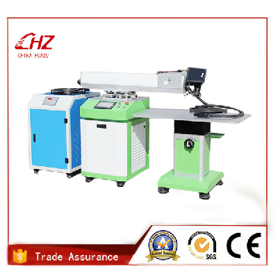 HuaZu CNC Channel Letter Used Spot Laser Welding Machine