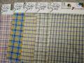 100% cotton yarn dyed wholesale fabric 80x70 hot shirting fabrics