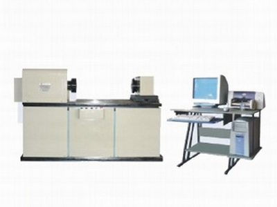 Microcomputer controlled torsion testing machine TNS-DW