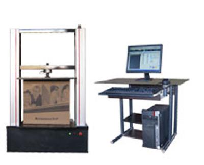 Packing box pressure testing machine