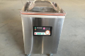 DZ-500 / 2G double sealed vacuum packing machine Floor