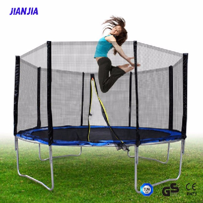 2016 Best selling outdoor folding used trampoline, Outdoor round Trampoline