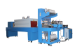 Full automatic heat shrink packaging machine