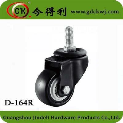 Furniture Replacement Attachable Screw Caster Wheels