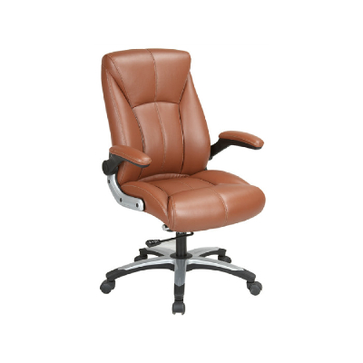 Artificial leather office chair