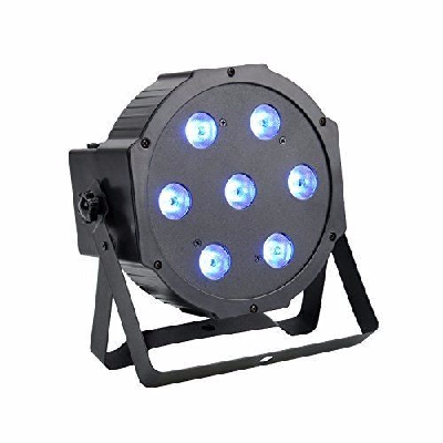 led stage par ligh 7pcs 10W RGBW led par light