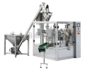 GQ-200 Powder Metering Packing Production Line