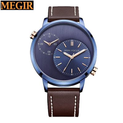 Hottest very simple mineral glass ultra thin watch MF0035G