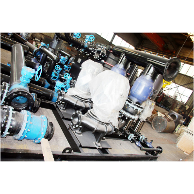 Plate type heat exchanger Unit