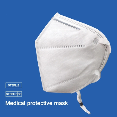 Medical Disposable KN95 Face Mask with CE