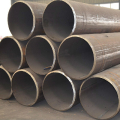 China construction material supplier of 20# LSAW Carbon welded steel pipe