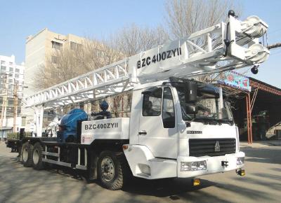 BINZUAN RIGS BZC400HW Truck Mounted Drilling Rig
