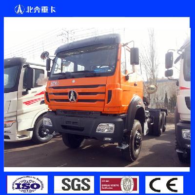 Beiben North Benz  6x4 NG80 Tractor Truck  2632SZ