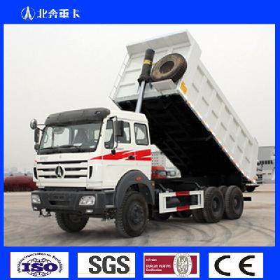 Beiben North Benz 6x4 NG80 Tipper/Dump Truck 2634KY