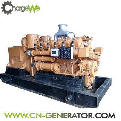 400KW Coke oven gas generator