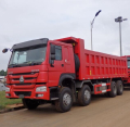HOT SALE !!! SINOTRUK HOWO 8X4 30 Tons Dump Tipper Truck