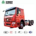 SINOTRUK HOWO 10 Wheels Trailer Head 420hp Tractor For Sale