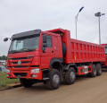 HOWO 8x4 Dump Truck for sale ZZ3317N3567W (Strong body & Big powerHOWO dump truck for sale in stock)