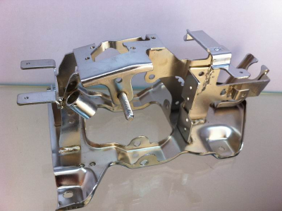 Stainless steel welding parts