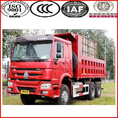SINOTRUK hot sale 336hp 6x4 18m3 dump truck for sale