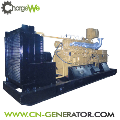 AC Three Phase Output Type  300kw natural gas generator