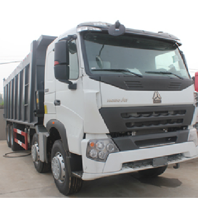 HOWO A7 8x4 Dump Truck for sale ZZ3317N3567N1 (Strong body & Bigpower HOWO dump truck for sale in stock)