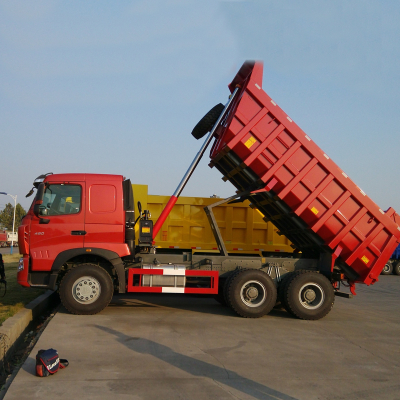 HOWO A7 6x4 Dump Truck for sale ZZ3257N3647N1(Strong body & Bigpower HOWO dump truck for sale in stock)