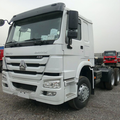 HOWO 6x4 Tractor Truck for sale ZZ4257N3241W (Strong body&BigpowerHOWO Tractor truck for sale in stock)