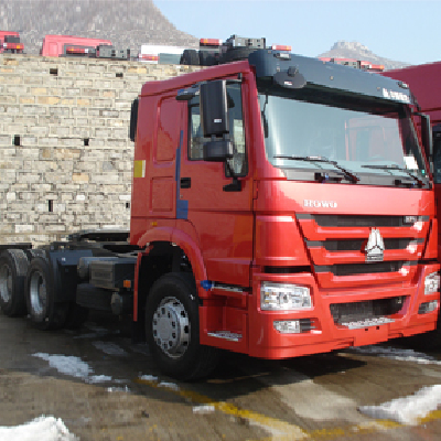HOWO Tractor Truck for sale with big power & good price